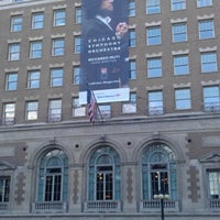 Foto scattata a Symphony Center (Chicago Symphony Orchestra) da Kimberly G. il 9/9/2012
