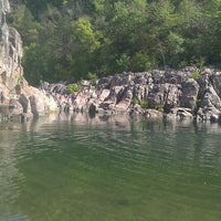 Photo taken at Johnson's Shut-Ins State Park by Betty L. on 8/3/2012