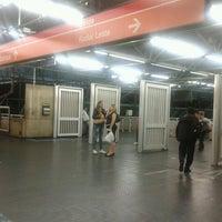 Photo taken at Estação Penha (Metrô) by Rafinha S. on 6/21/2012