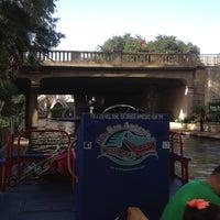 Photo taken at Rio San Antonio Cruises by celli59 on 8/15/2012