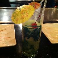 Photo taken at Kabuki Japanese Steakhouse by Nathan L. on 3/25/2012