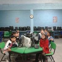 Photo taken at Primaria Maria Montessori by Mesezabeel G. on 6/20/2012