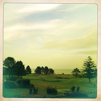 Photo taken at Samoset Resort by Rachel C. on 8/13/2012