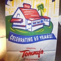 Photo taken at Original Tommy's Hamburgers by Thomas M. on 6/2/2012