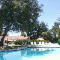 Photo taken at Hyatt Westlake Plaza in Thousand Oaks by Kelly S. on 7/25/2012