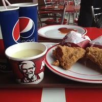 Photo taken at KFC by Talitha R. on 3/20/2012
