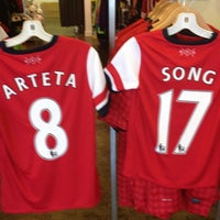 Photo taken at Upper 90 Soccer Store by Don S. on 7/5/2012