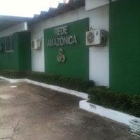 Photo taken at Tv Amapá by Torquato J. on 3/14/2012