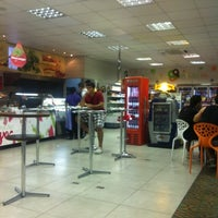 Photo taken at Star Posto 24 Horas (Ipiranga) by Ana Paula B. on 8/21/2012