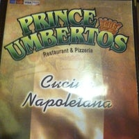 Photo taken at Prince Umberto's by Colleen B. on 7/8/2012