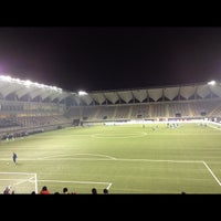 Photo taken at Estadio Bicentenario de La Florida by Hanns S. on 7/13/2012
