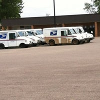 Photo taken at US Post Office by Morgan L. on 7/22/2012