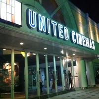 Photo taken at United Cinemas by hiromiko on 5/22/2012