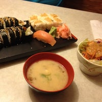 Photo taken at Edo Japanese Restaurant by Beth B. on 3/2/2012