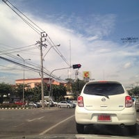 Photo taken at Ban Ma Junction by Pop V. on 8/21/2012