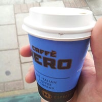 Photo taken at Caffé Nero by Vladimir S. on 7/8/2012