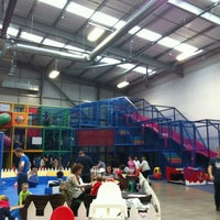Photo taken at Playsport (East Kilbride) by Eva R. on 2/19/2012