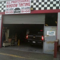 Photo taken at The Professional Window Tint by Marsalis P. on 3/23/2012