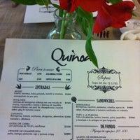Foto scattata a Quinoa Restaurante da Paula K. il 7/4/2012