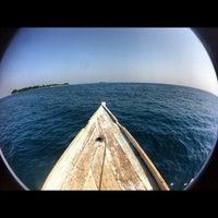 Photo taken at Karimunjawa Island by Jerome M. on 7/23/2012
