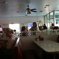Photo taken at Tom's Diner by Cody W. on 8/19/2012