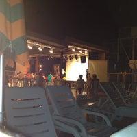 Photo taken at Lido d'Abruzzo spiaggia by Marco Z. on 7/7/2012