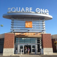 Photo taken at Square One Shopping Centre by Jeff G. on 7/1/2012