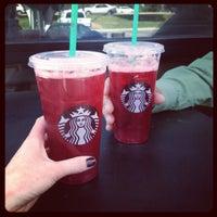 Photo taken at Starbucks by Michelle G. on 6/18/2012