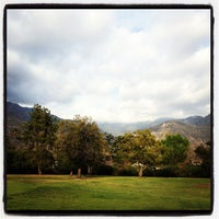 Photo taken at Altadena Golf Course by Tommy M. on 2/19/2012