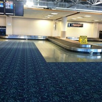 Photo taken at Baggage Claim - Long Island MacArthur Airport (ISP) by Amanda M. on 7/2/2012