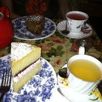 Photo taken at Tea & Sympathy by Dan B. on 8/10/2012