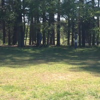 Photo taken at Hornets Nest Disc Golf Course by Kalum C. on 4/12/2012