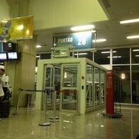 Photo taken at Gate 28 by Fernando C. on 4/13/2012