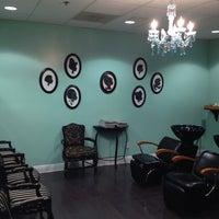 Photo taken at The Frame Salon by Jaime B. on 2/15/2012