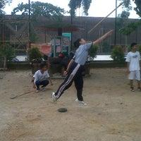 Photo taken at SMAN 1 Pangkalpinang RSBI by Rosa G. on 2/23/2012