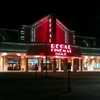Photo taken at Regal Cinemas Lincolnshire 21 & IMAX by Peter G. on 2/5/2012