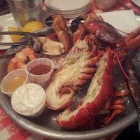 Photo taken at Big Easy Bar.B.Q & Crabshack by budchawla on 6/23/2012