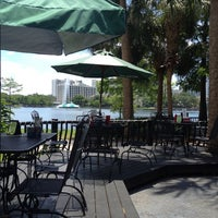 Photo taken at Relax Grill At Lake Eola by Erica B. on 5/21/2012