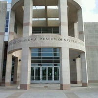 Photo taken at Sam Noble Oklahoma Museum of Natural History by Clayton M. on 5/2/2012