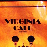 Photo taken at Virginia Cafe by Gene J. on 4/13/2012