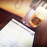 Photo taken at Starbucks by Colleen E. on 7/2/2012