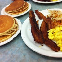 Photo taken at The Original Pancake House by Jonathan F. on 7/16/2012