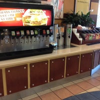Photo taken at Arby's by Jackie V. on 4/11/2012