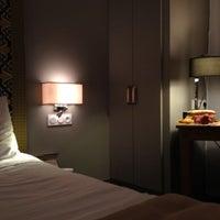 Photo taken at Grand Hôtel Raymond Iv by Svetlana S. on 8/1/2012