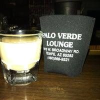 Photo taken at Palo Verde Lounge by Reginald A. on 6/24/2012