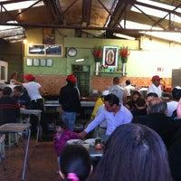 Photo taken at Fonda Margarita by Fabricio M. on 5/19/2012
