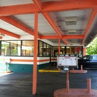 Photo taken at Klucks Drive-In by Geri R. on 7/12/2012
