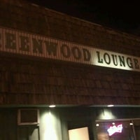 Photo taken at The Greenwood Lounge by Angela H. on 8/22/2012