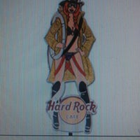 Photo taken at Hard Rock Cafe pin collection by Mike P. on 2/4/2012