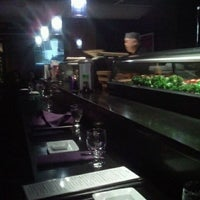 Photo taken at Nijo Sushi Bar & Grill by Graham E. on 4/29/2012